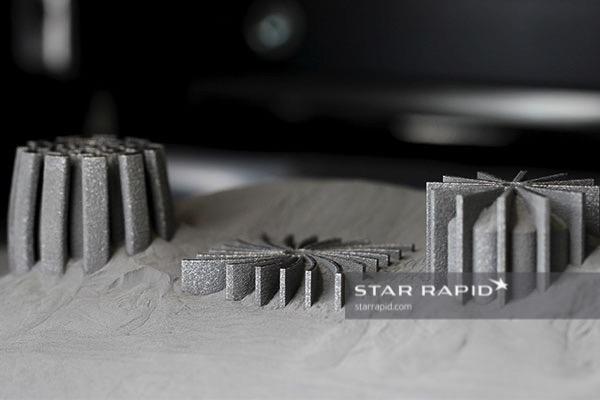 3D金属打印