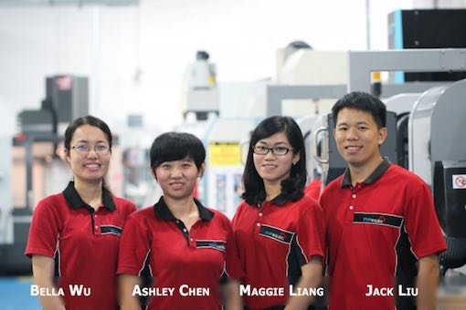 International Prototype Manufacturing Support Team