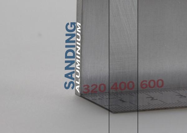 Aluminium Ground Finish