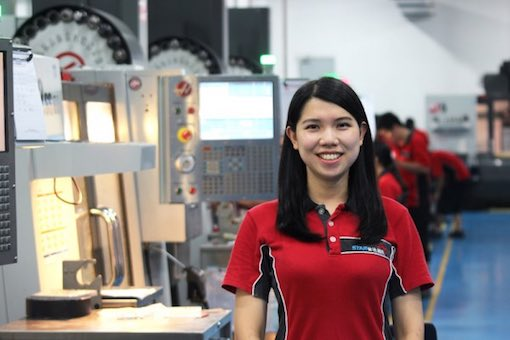 Joanna Lin North Eastern USA Prototype Manufacturing Support