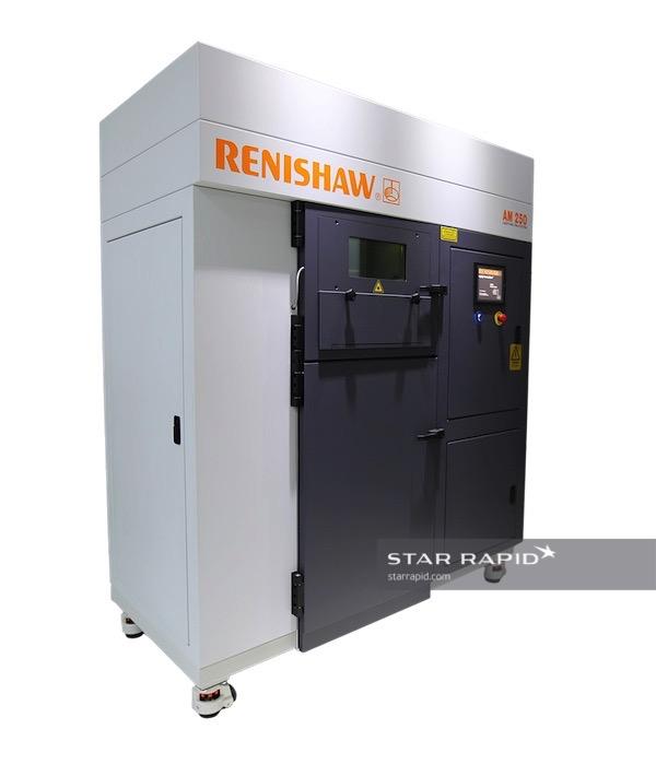 3D金属打印机 - Renishaw AM250