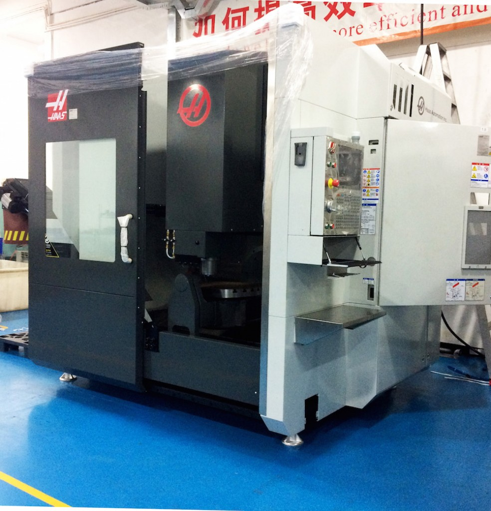 Haas 5 axis at Star Prototype