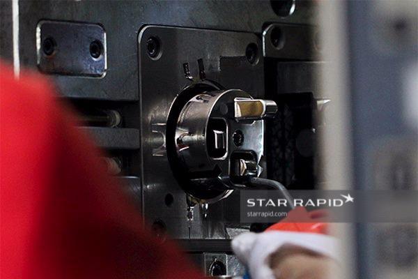 咖啡储水器的注塑制作